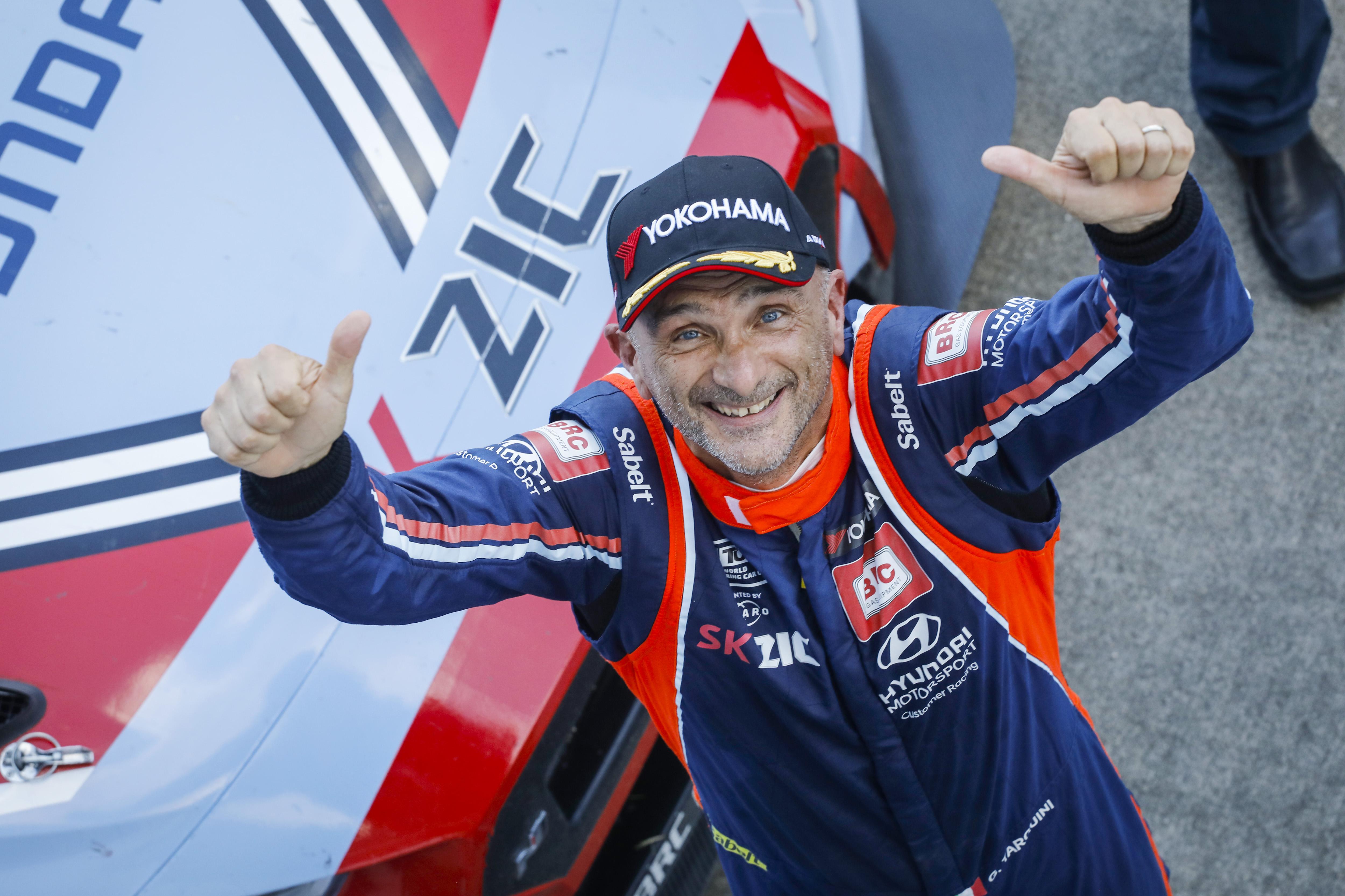 Tarquini remporte le titre WTCR à Macao