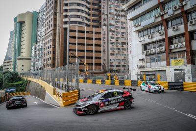 AUTO - WTCR MACAU - 2018