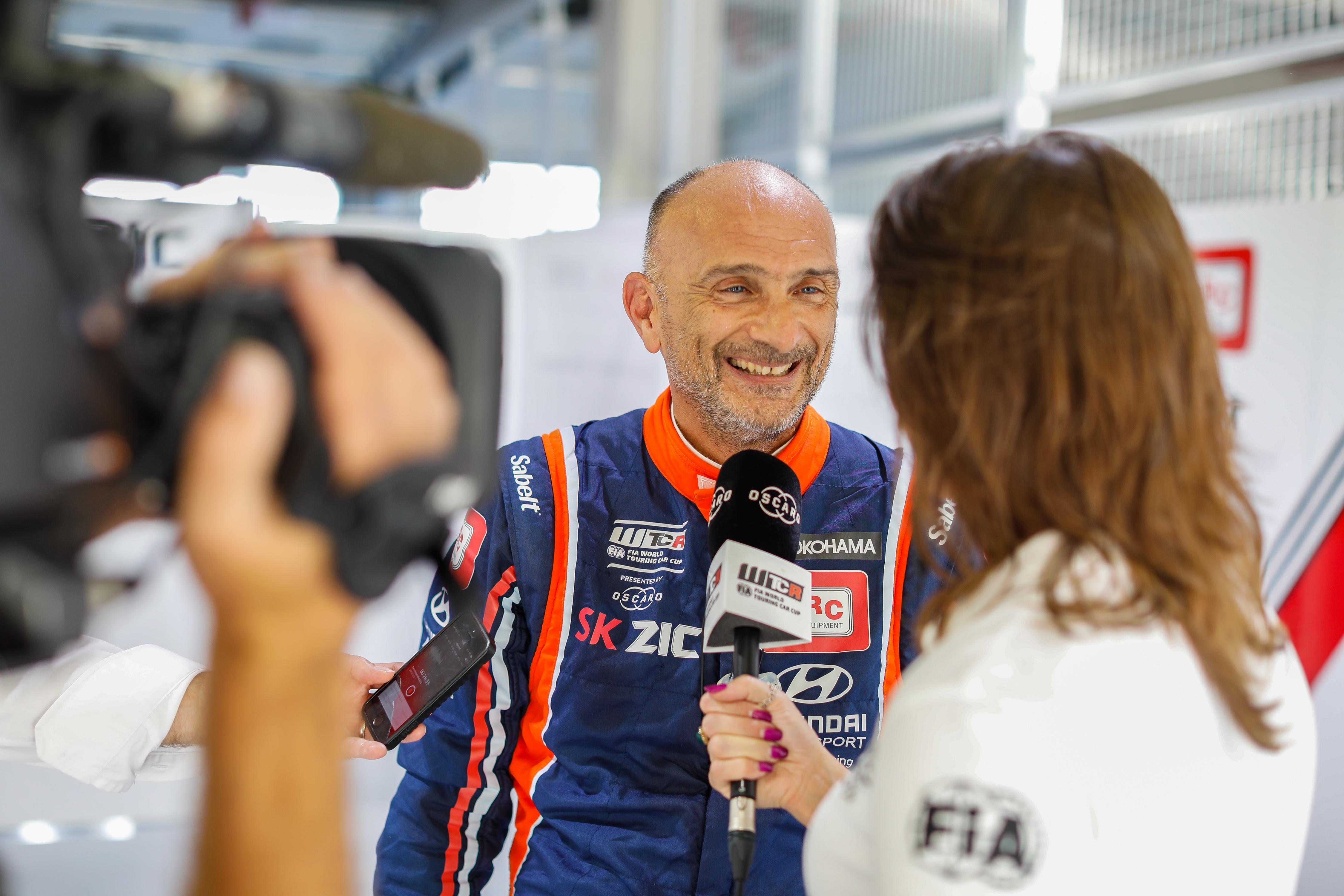 Por qué la 'mejor salida' de Tarquini le puede dar la gloria del título del WTCR