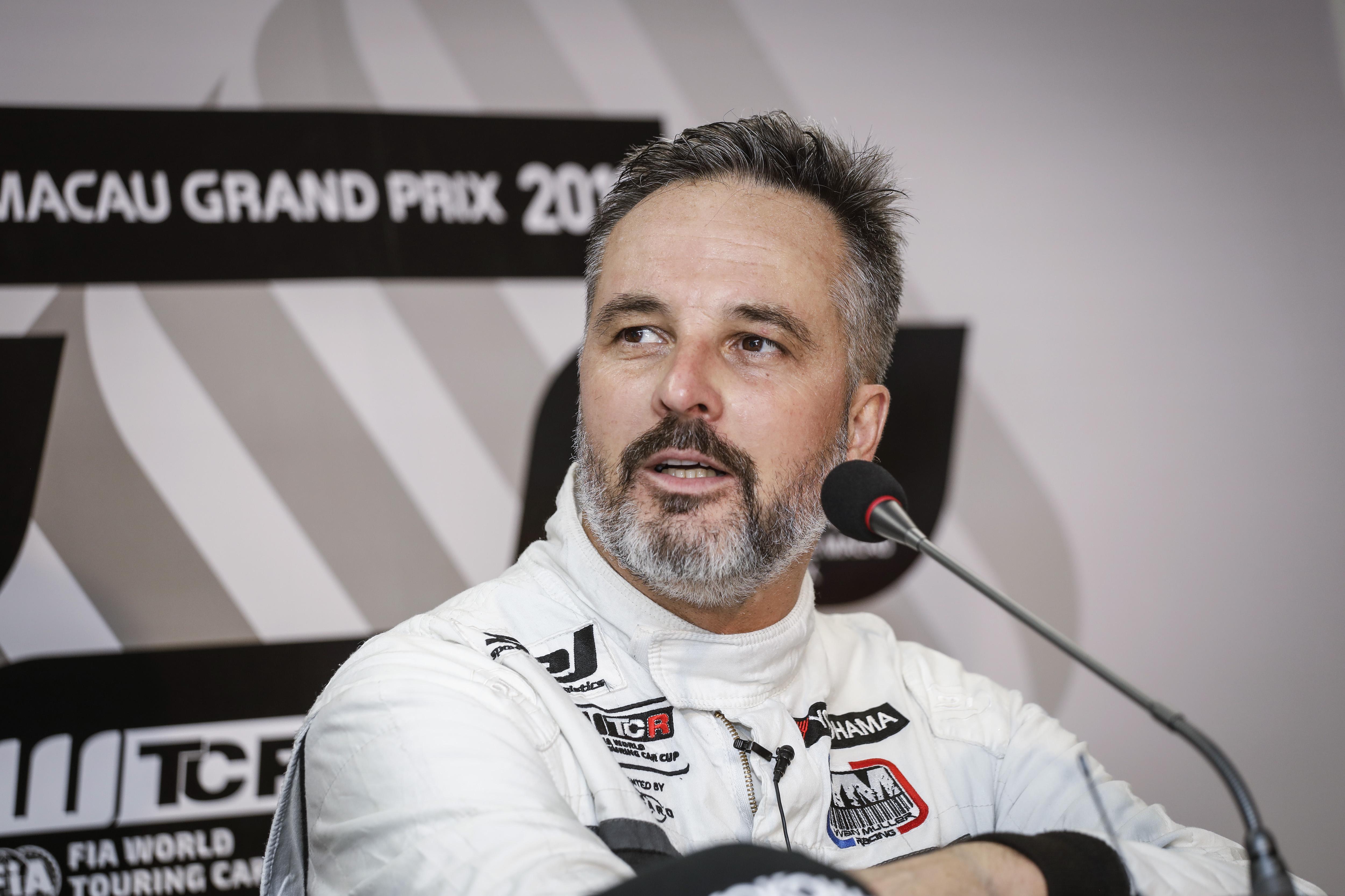 Misión revancha: Muller se marca su objetivo de ganar el WTCR con Lynk & Co Cyan Racing