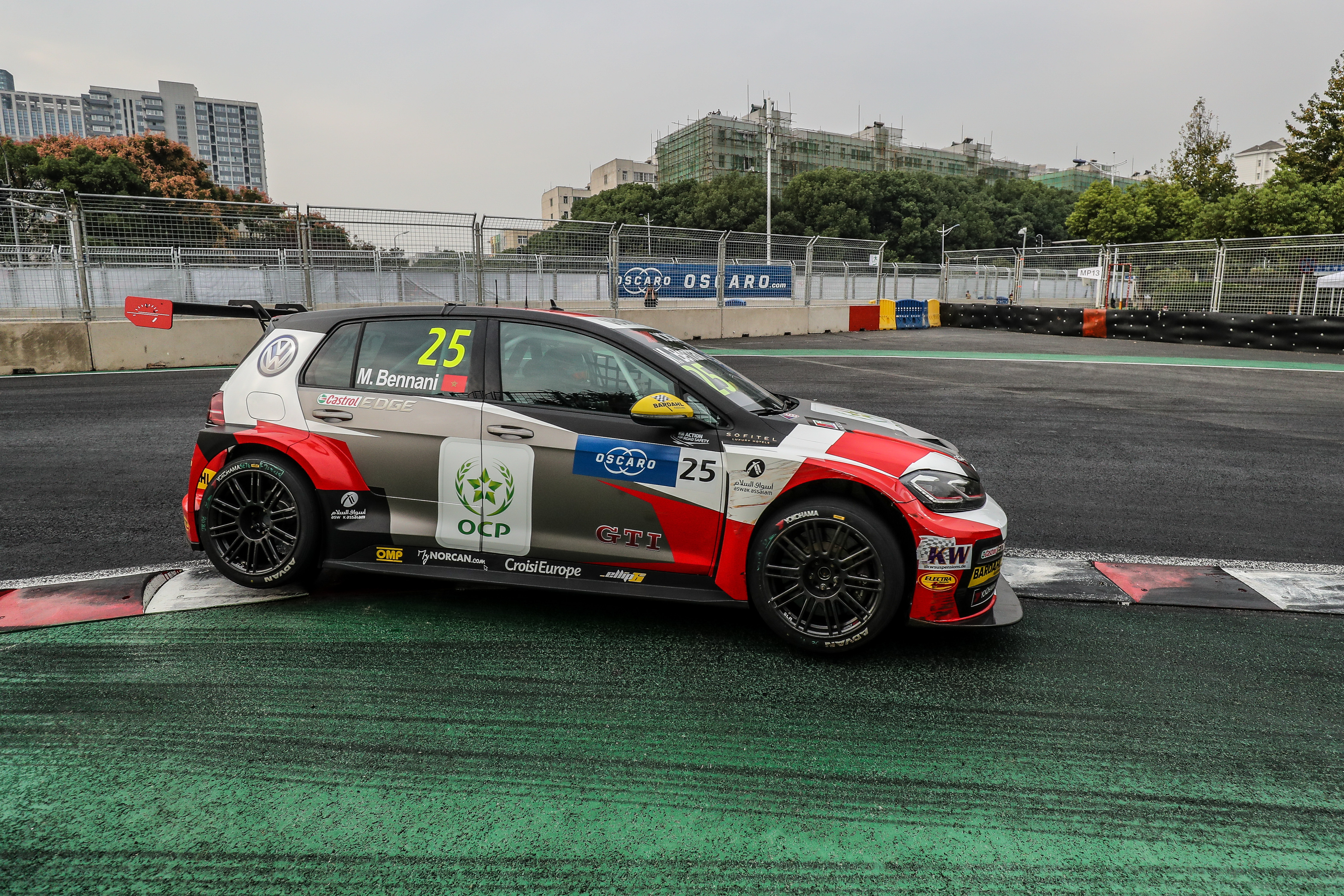 Exclusive club member Bennani bids for more WTCR points