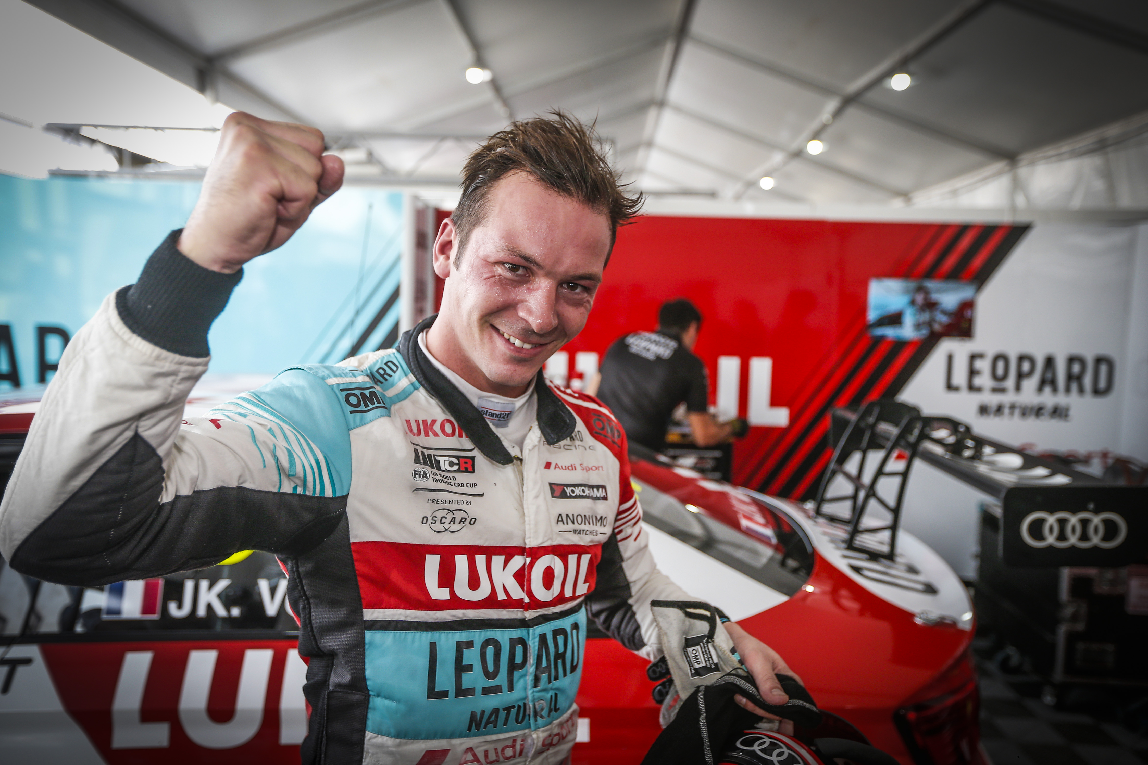 Vernay double motivated ahead of WTCR Race of Macau