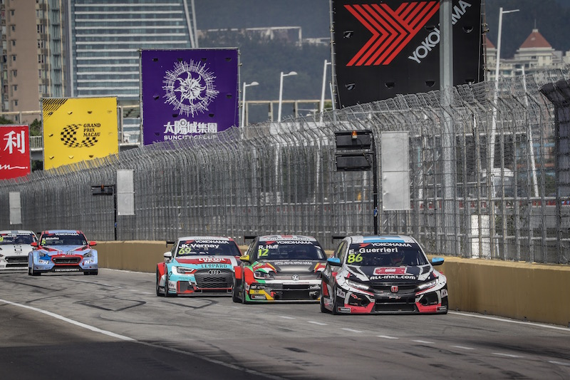 Race report: Guerrieri, Vervisch win big, Tarquini wins bigger in thrilling WTCR season showdown